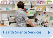 Health Science Services icon